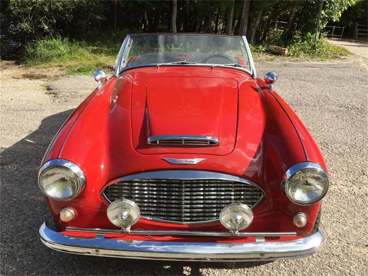 Large Picture of '61 Austin-Healey 3000 located in St Louis Missouri - $45,000.00 - JX35