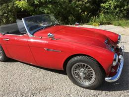 Picture of Classic 1961 Austin-Healey 3000 Offered by It's Alive Automotive - JX35