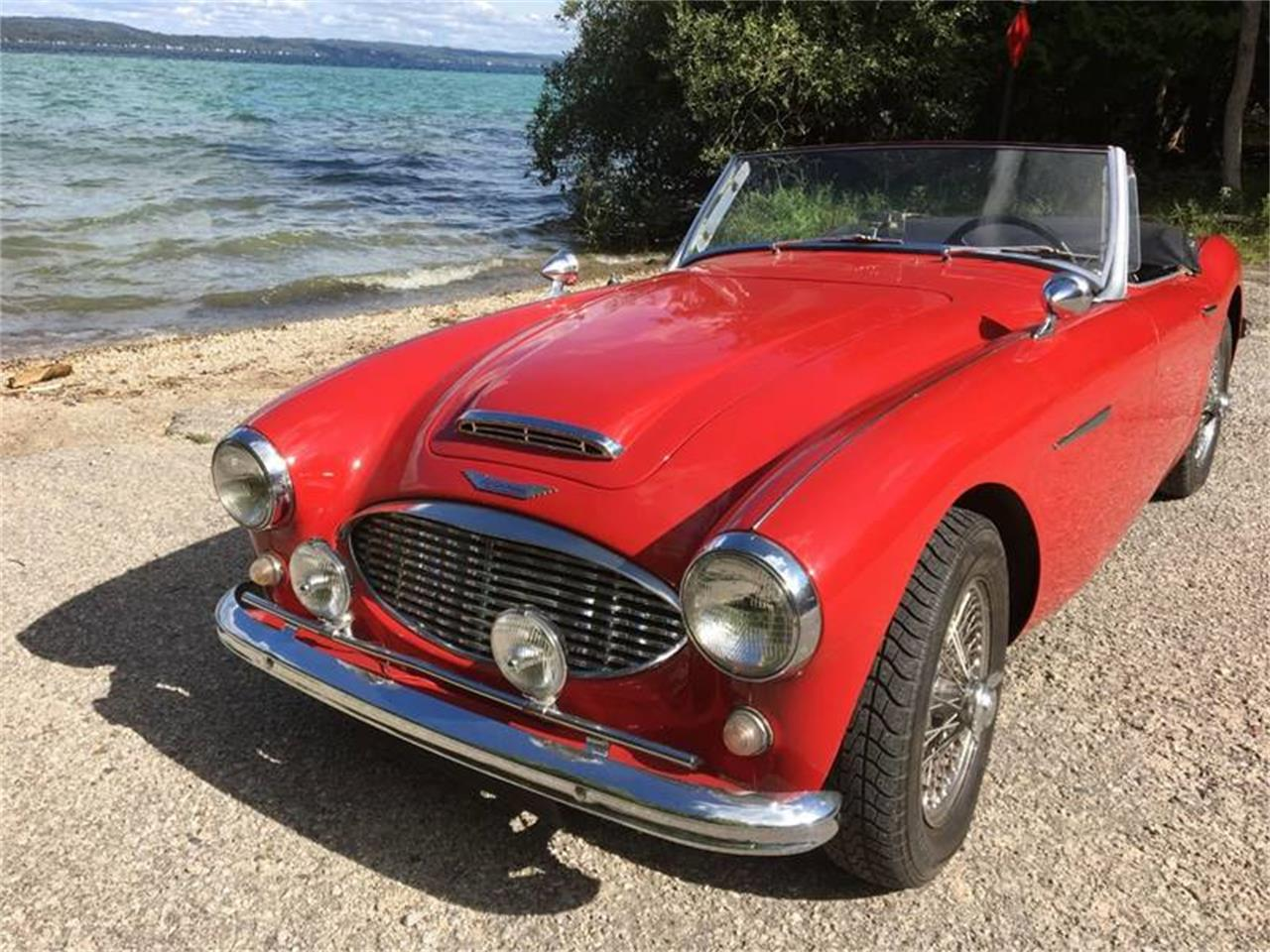 Large Picture of 1961 Austin-Healey 3000 - JX35