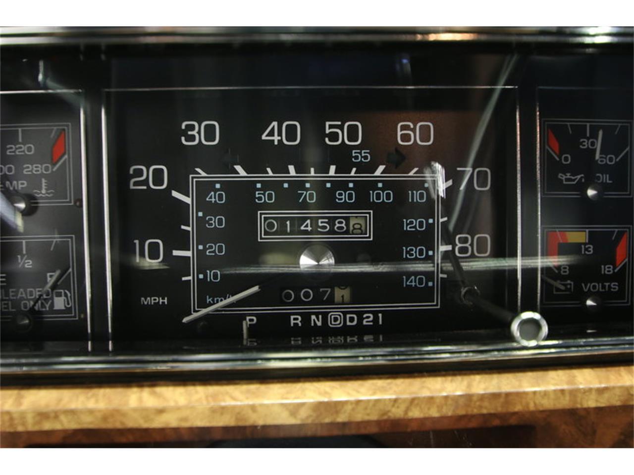 Large Picture of '85 Toronado - JPY6