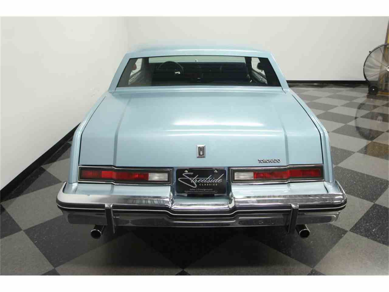 Large Picture of 1985 Oldsmobile Toronado located in Florida - JPY6