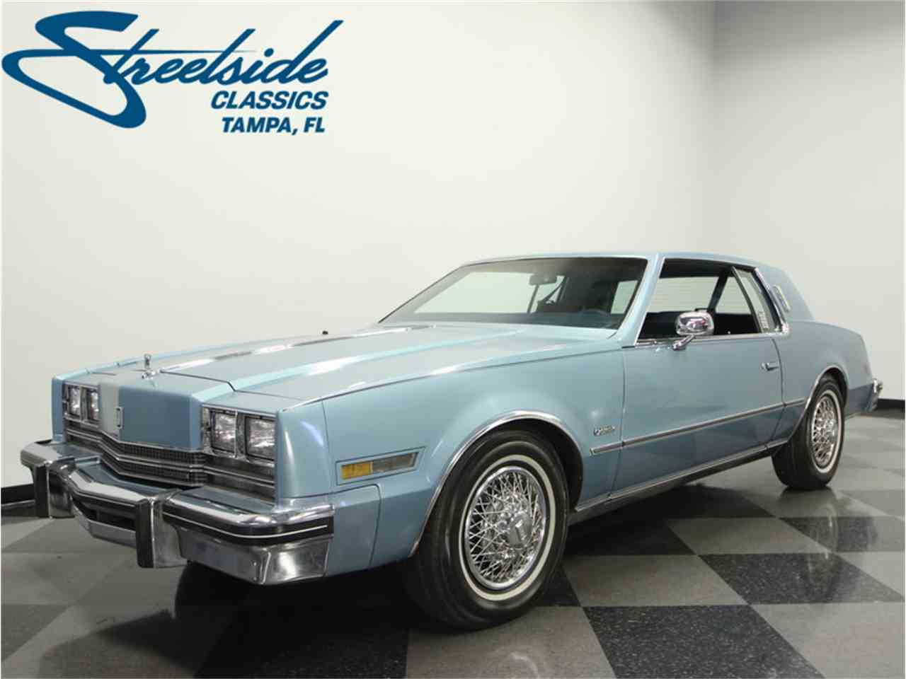 Large Picture of '85 Oldsmobile Toronado located in Lutz Florida Offered by Streetside Classics - Tampa - JPY6