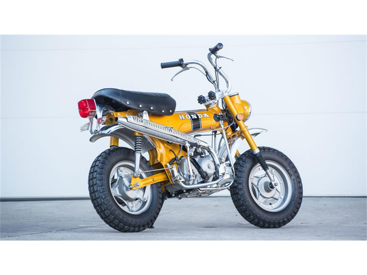1970 Honda Trail 70 For Sale Cc 929972 Ct70 Moped Large Picture Of Jxkk