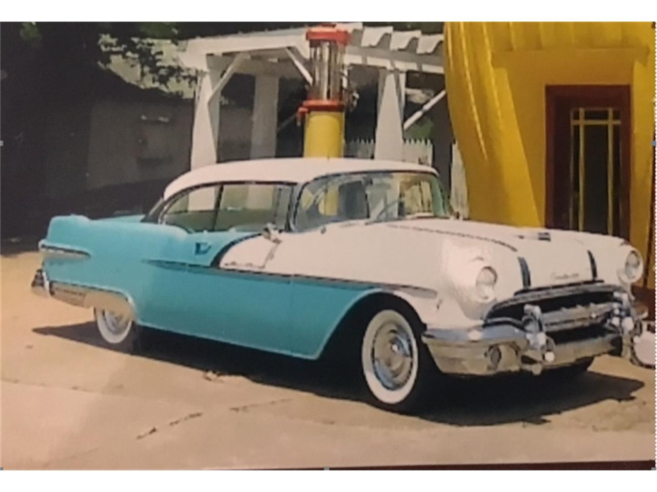 Large Picture of Classic '56 Pontiac Star Chief located in North Carolina - $29,500.00 Offered by a Private Seller - JYFI