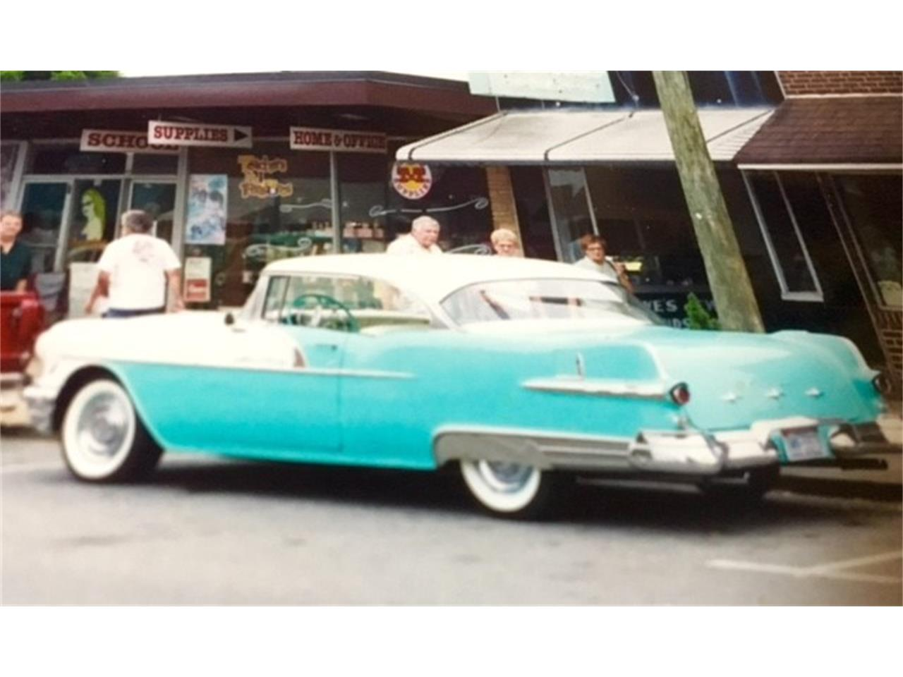 Large Picture of 1956 Pontiac Star Chief - JYFI
