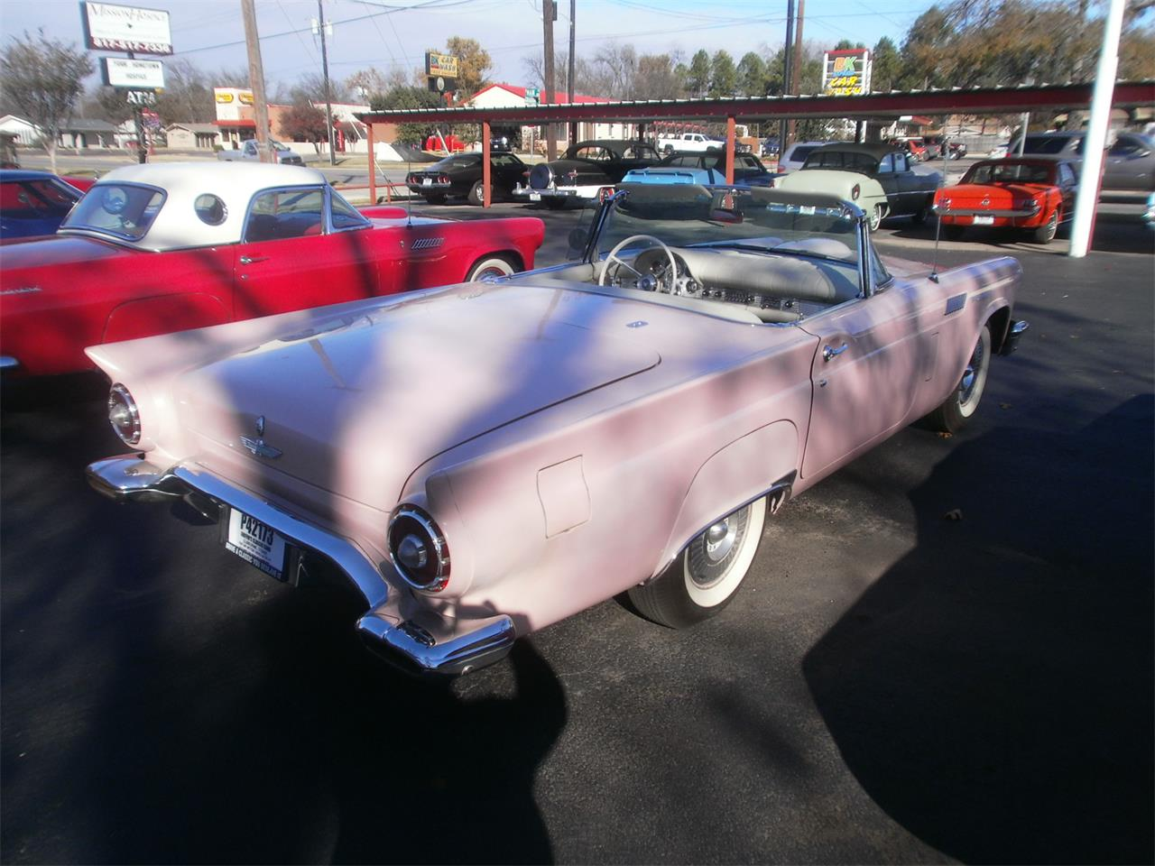 Large Picture of '57 Thuderbird - JYFJ