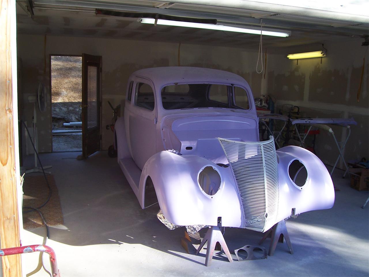 Large Picture of '37 Sedan - JYFR