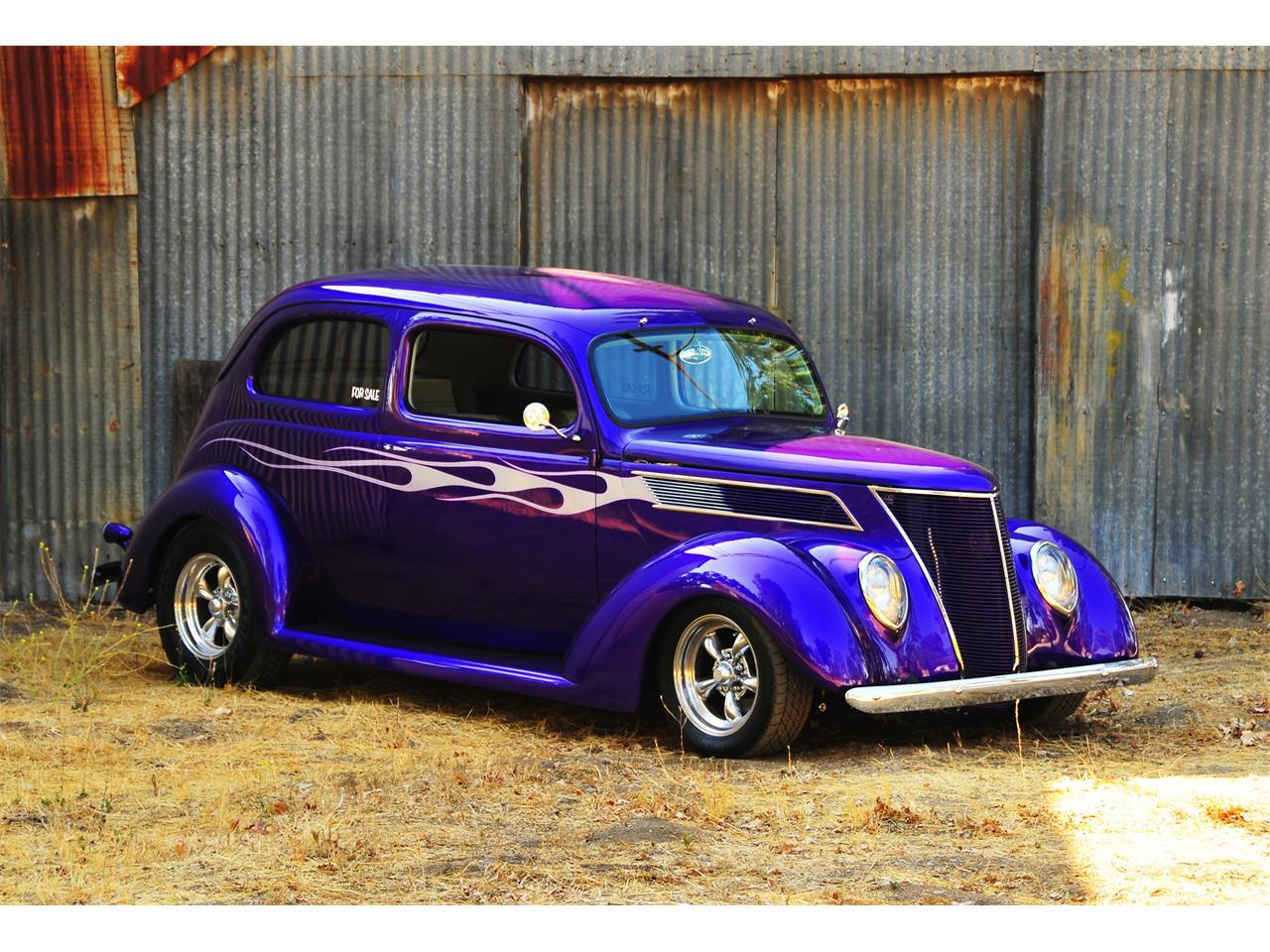 1937 ford sedan for sale classiccars cc 931095 1937 Ford 4 Door large picture of 37 sedan jyfr