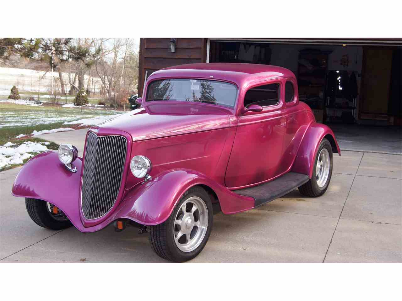 Large Picture of '34 5-Window Coupe - JYML