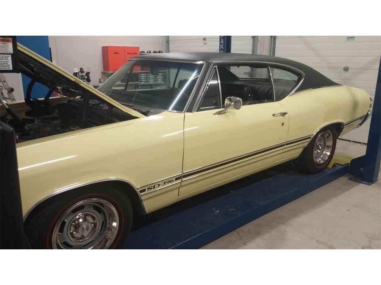 1968 Pontiac Beaumont for Sale   ClassicCars.com   CC-931352