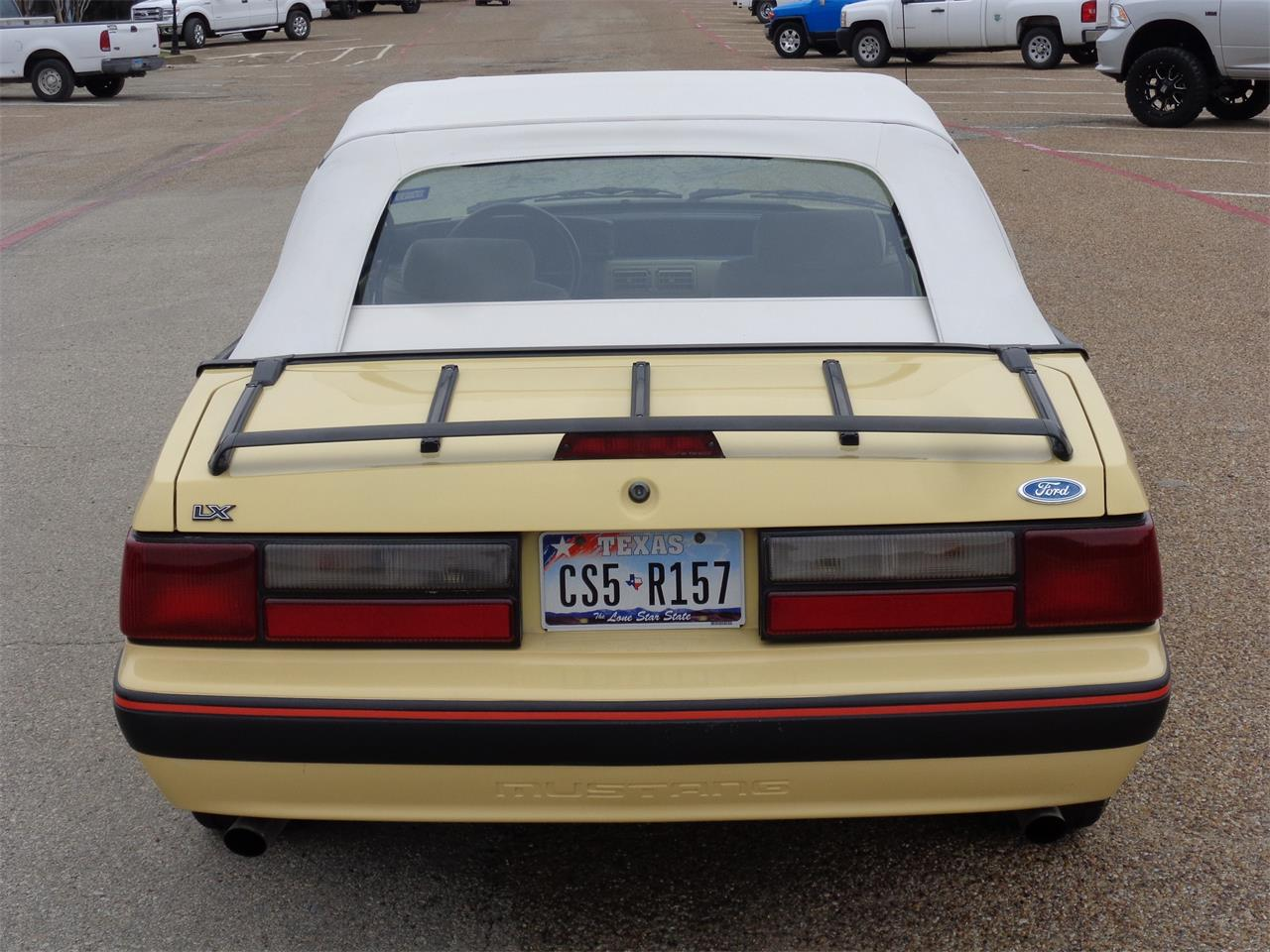 Large Picture of 1987 Mustang located in Texas Offered by Enthusiast Motor Cars of Texas - JYND
