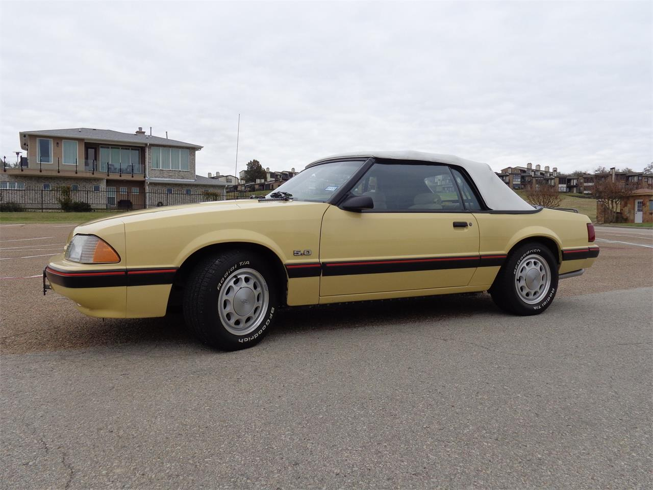 Large Picture of 1987 Mustang located in Texas - $8,990.00 - JYND
