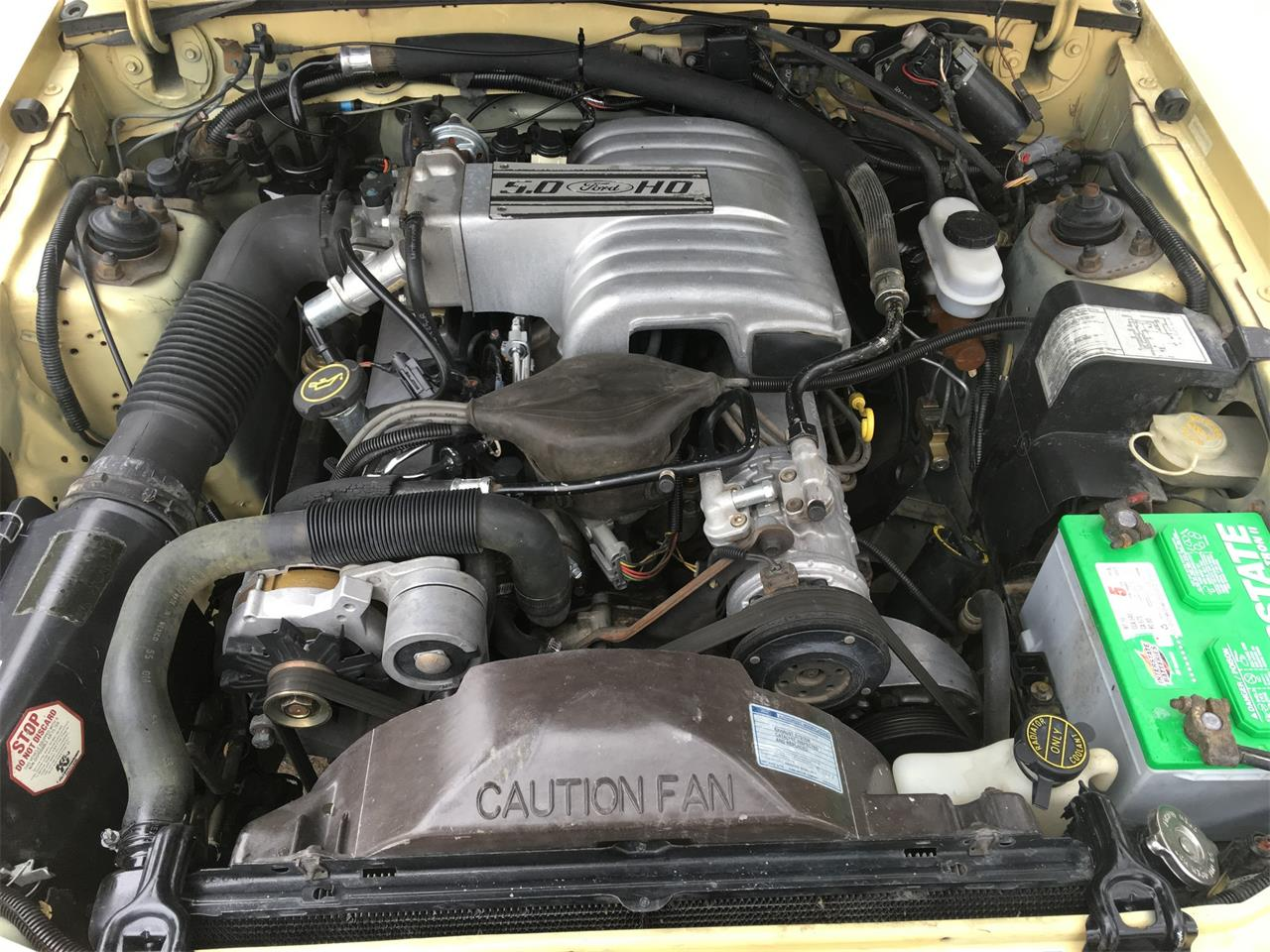 Large Picture of 1987 Mustang Offered by Enthusiast Motor Cars of Texas - JYND