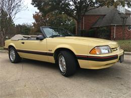 Picture of 1987 Ford Mustang located in Rowlett Texas Offered by Enthusiast Motor Cars of Texas - JYND