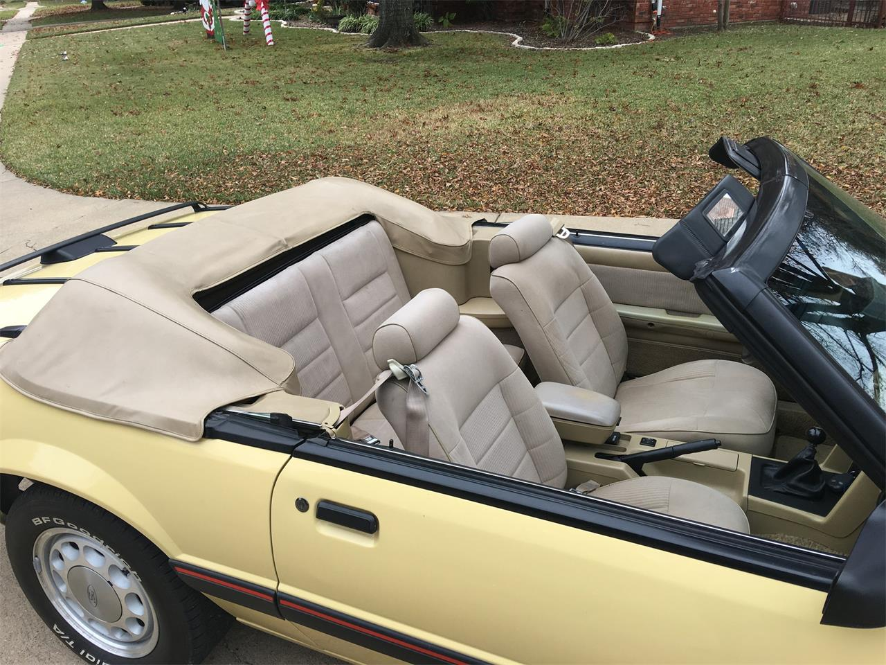 Large Picture of '87 Mustang - $8,990.00 - JYND