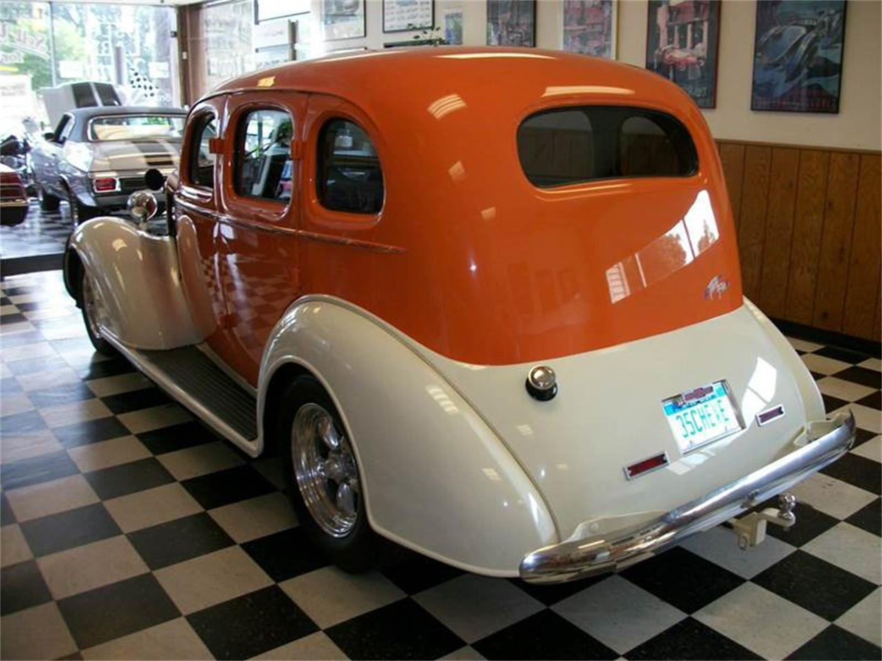 Large Picture of 1935 Chevrolet 4-Dr Sedan located in Michigan - $21,995.00 - JYOM