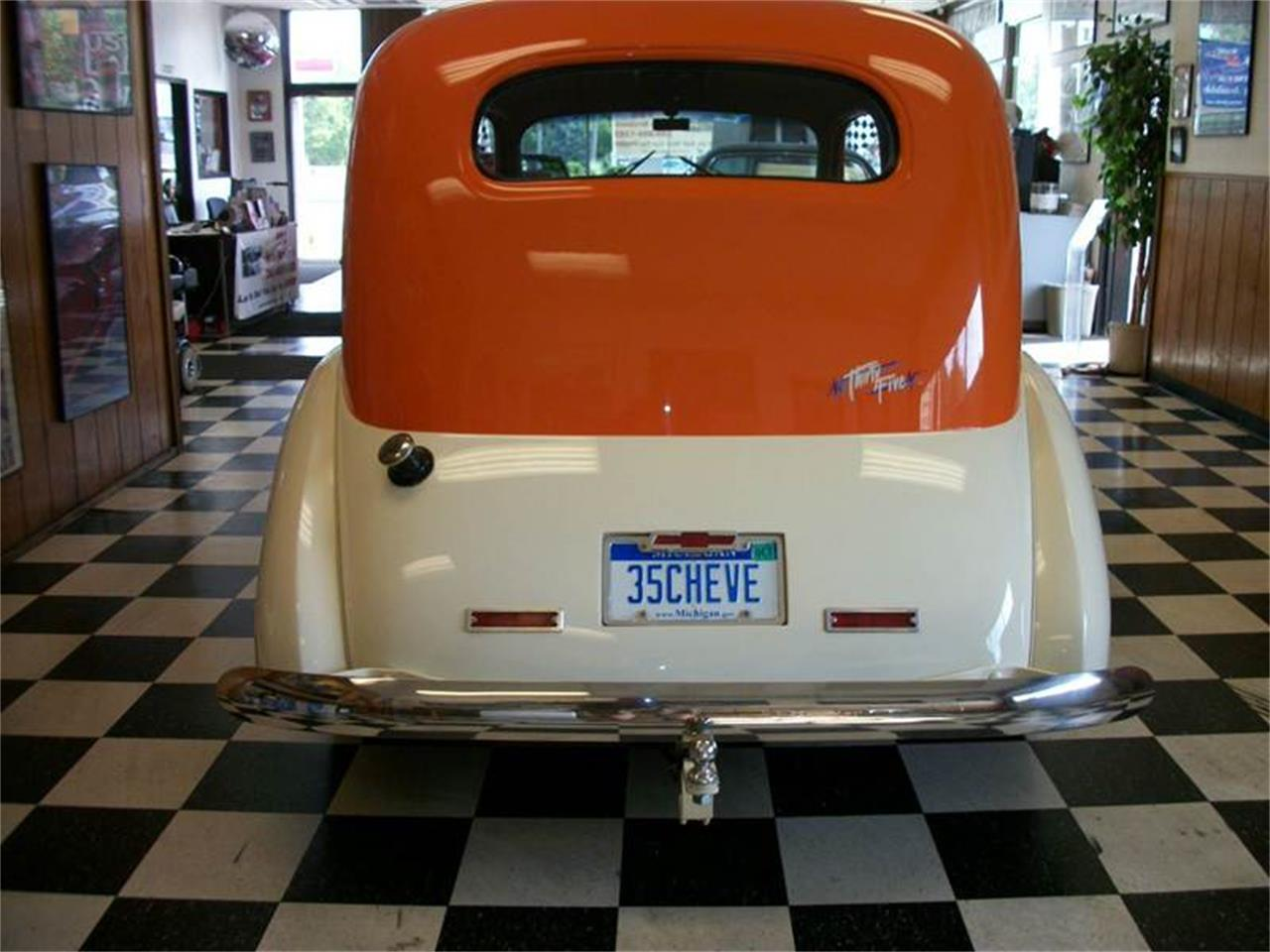 Large Picture of '35 4-Dr Sedan located in Michigan - $21,995.00 Offered by Yono Brokerage Services, Inc. - JYOM