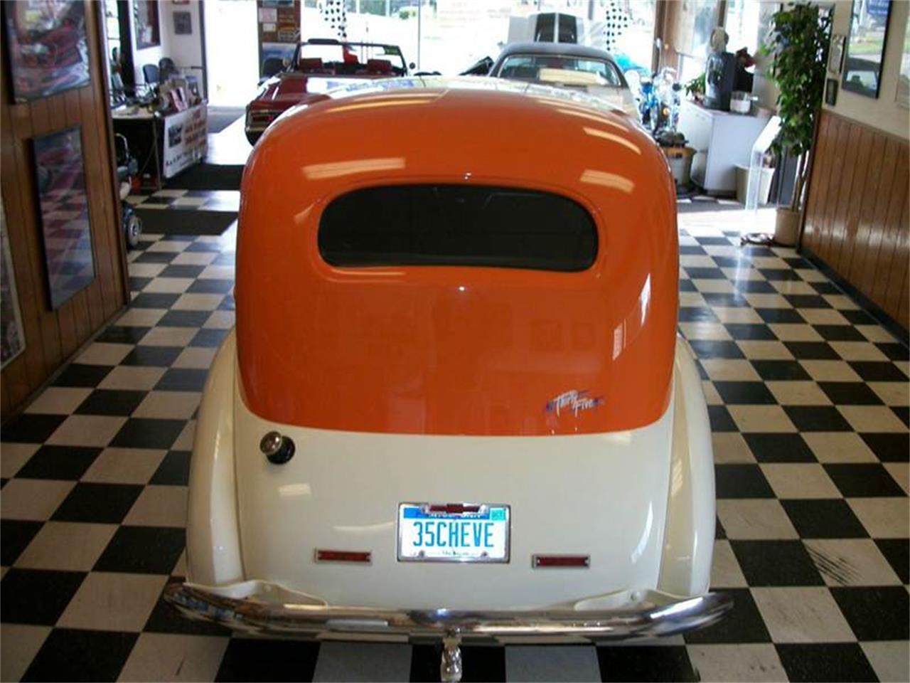 Large Picture of Classic '35 4-Dr Sedan - JYOM