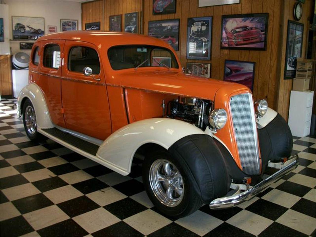 Large Picture of 1935 4-Dr Sedan - $21,995.00 - JYOM