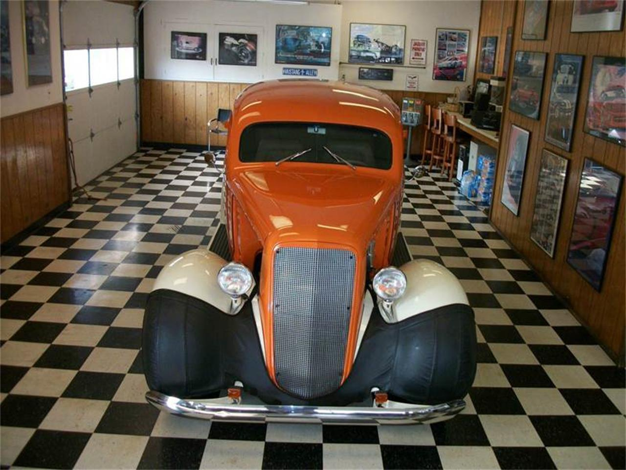 Large Picture of '35 Chevrolet 4-Dr Sedan - $21,995.00 Offered by Yono Brokerage Services, Inc. - JYOM