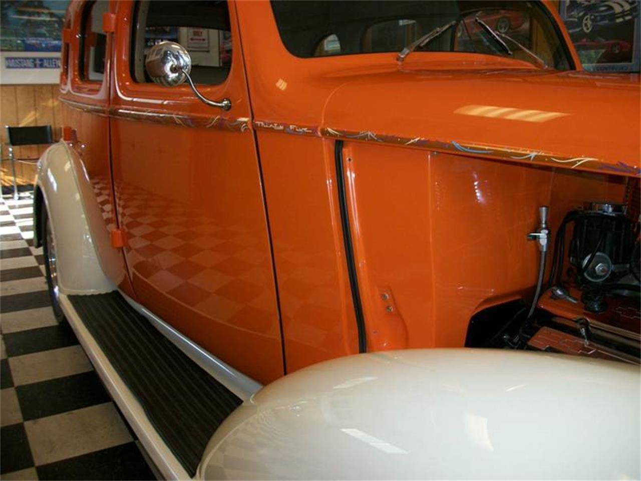 Large Picture of Classic '35 Chevrolet 4-Dr Sedan located in Farmington Michigan - JYOM