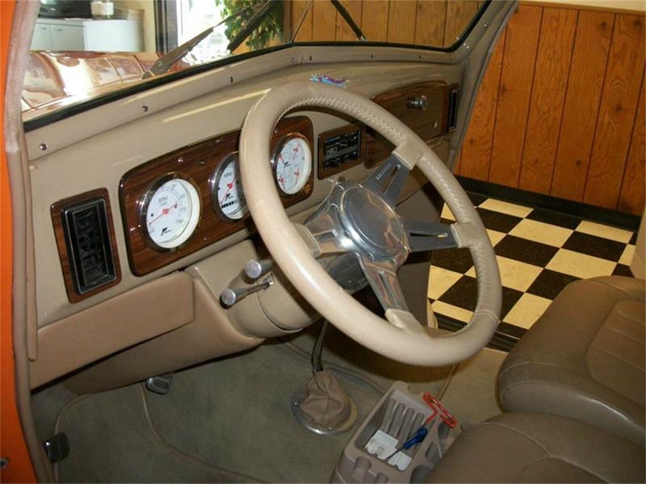 Large Picture of Classic 1935 4-Dr Sedan located in Farmington Michigan - $21,995.00 - JYOM