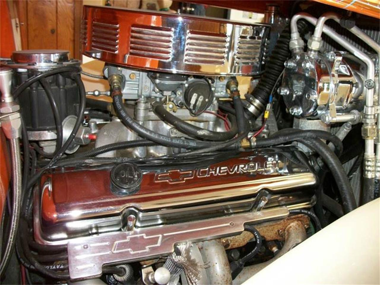 Large Picture of Classic 1935 Chevrolet 4-Dr Sedan - $21,995.00 - JYOM
