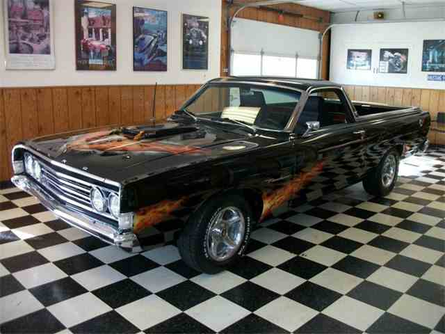 Picture of Classic '69 Ford Ranchero - $10,995.00 - JYOR