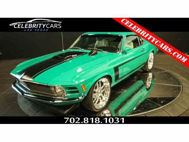 Picture of 1970 Ford Mustang located in Nevada - $41,950.00 - JYQ4