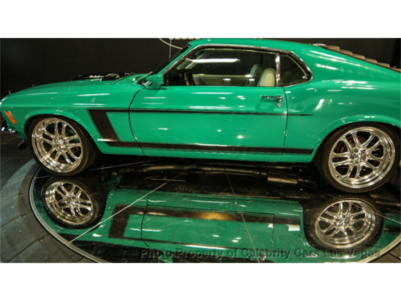 Large Picture of '70 Mustang - JYQ4