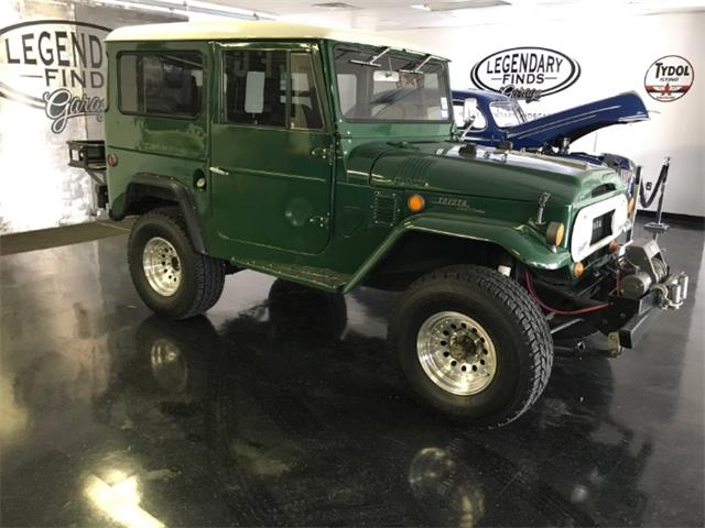Picture of Classic 1969 Toyota Land Cruiser FJ Offered by  - JYRI