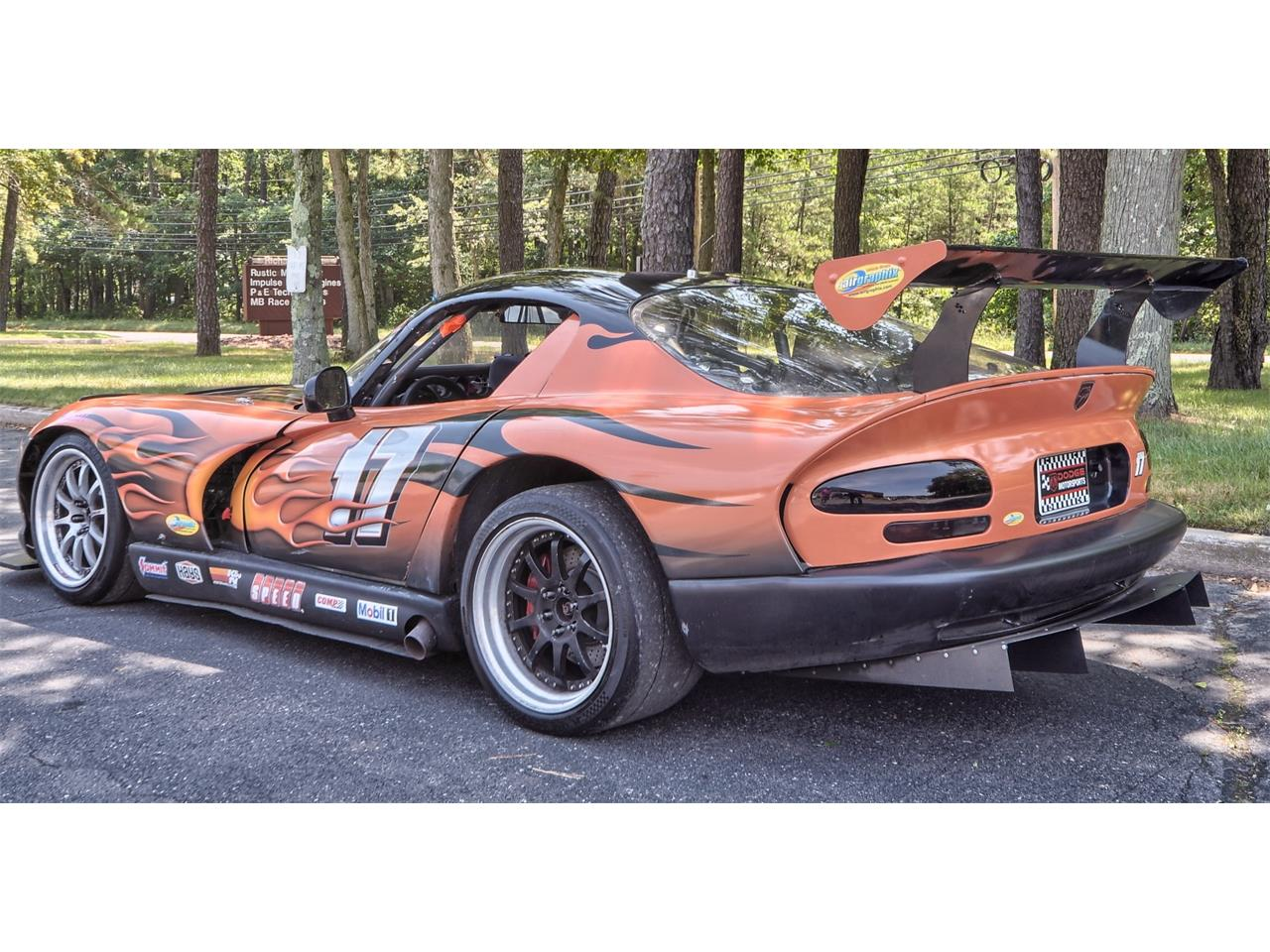 Large Picture of 1996 Dodge Viper Race team located in Alpharetta Georgia Offered by Muscle Car Jr - JYS8