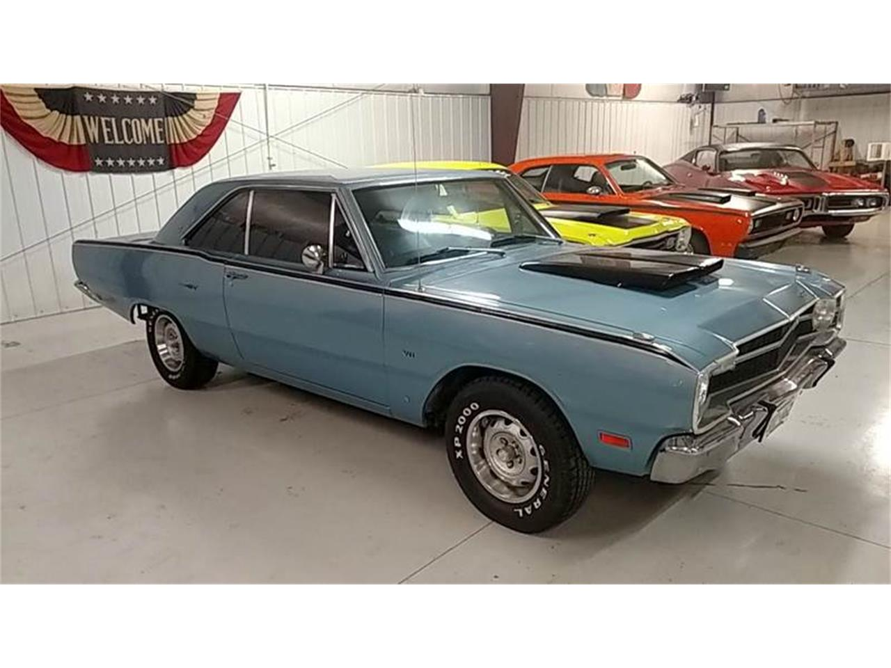 1969 dodge dart for sale cc 931545. Black Bedroom Furniture Sets. Home Design Ideas