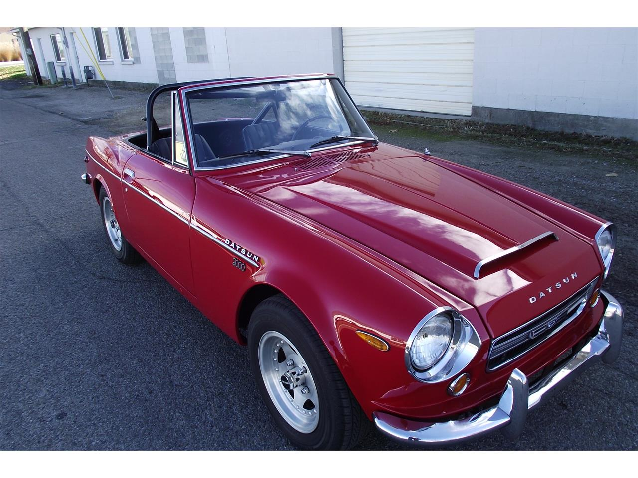Large Picture Of 69 Fairlady 2000 Roadster Jyus