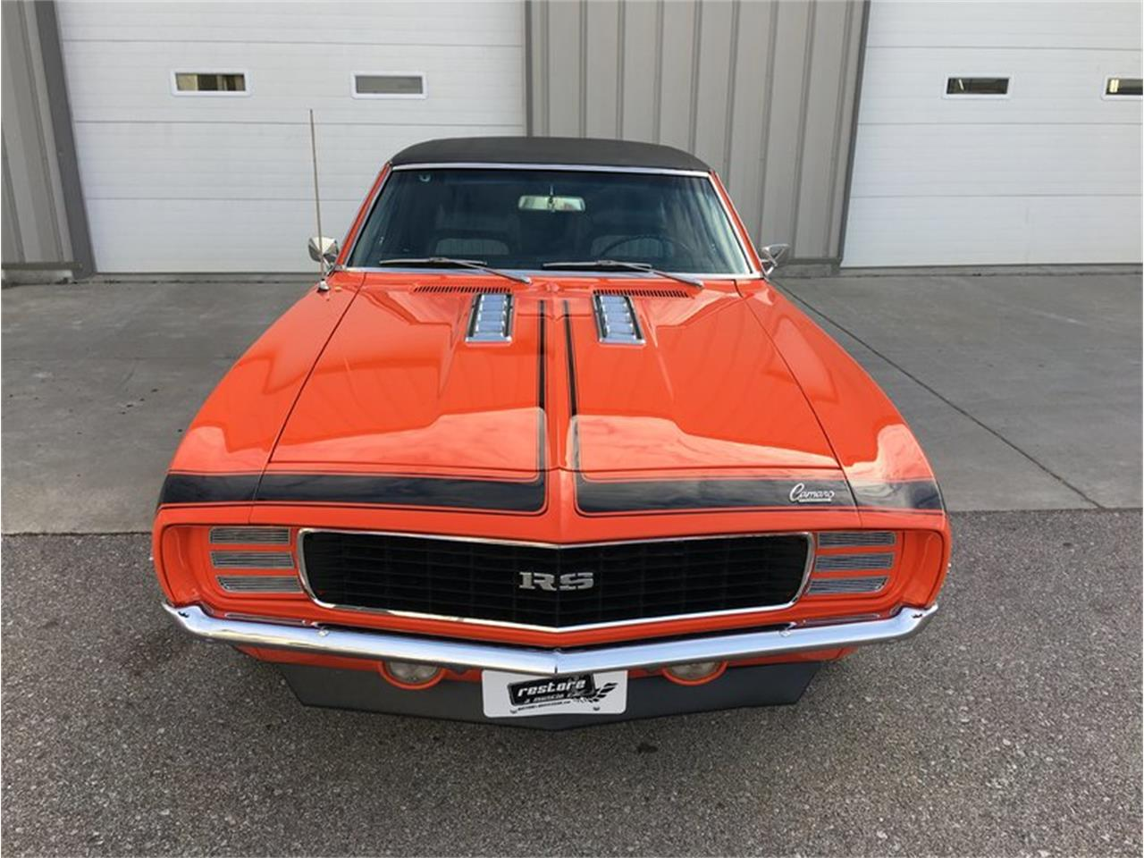 Large Picture of '69 Camaro RS/SS - JXQF
