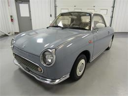 Picture of '91 Figaro located in Christiansburg Virginia - $10,900.00 Offered by Duncan Imports & Classic Cars - JZ1Z