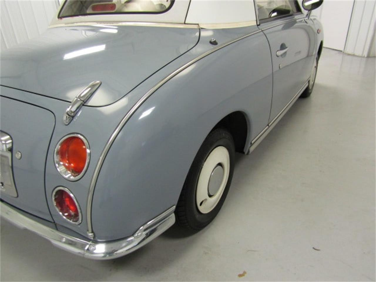 Large Picture of 1991 Nissan Figaro located in Virginia Offered by Duncan Imports & Classic Cars - JZ1Z