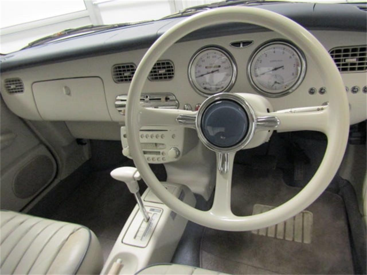 Large Picture of '91 Figaro located in Virginia - $10,900.00 Offered by Duncan Imports & Classic Cars - JZ1Z