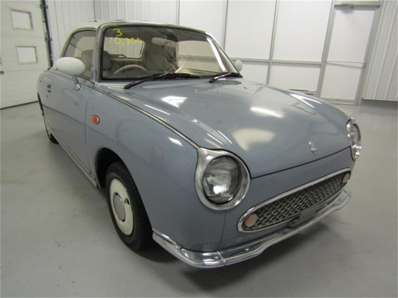 Large Picture of 1991 Nissan Figaro located in Virginia - $10,900.00 Offered by Duncan Imports & Classic Cars - JZ1Z