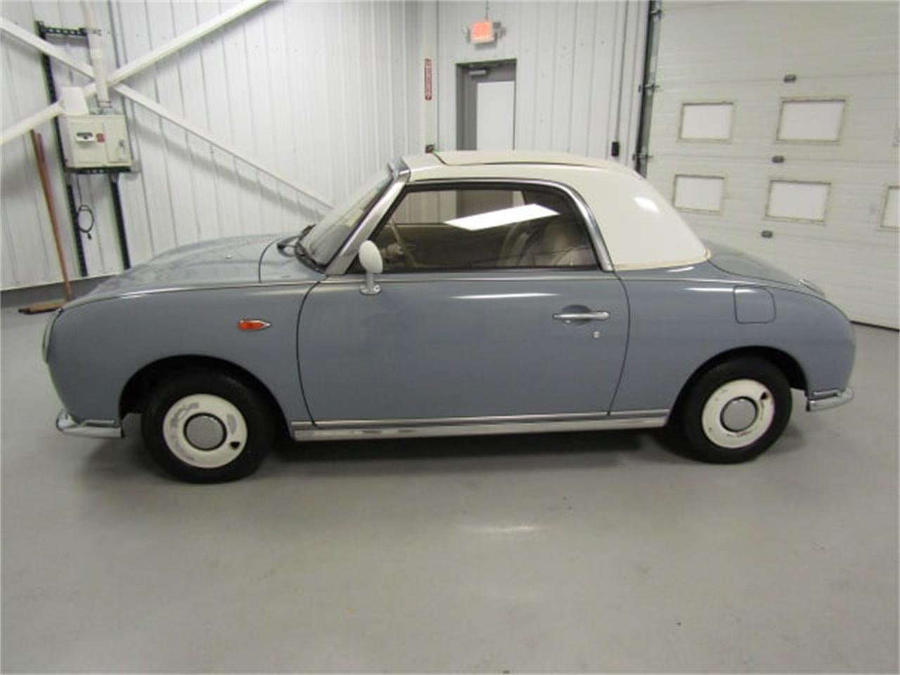 Large Picture of 1991 Nissan Figaro Offered by Duncan Imports & Classic Cars - JZ1Z