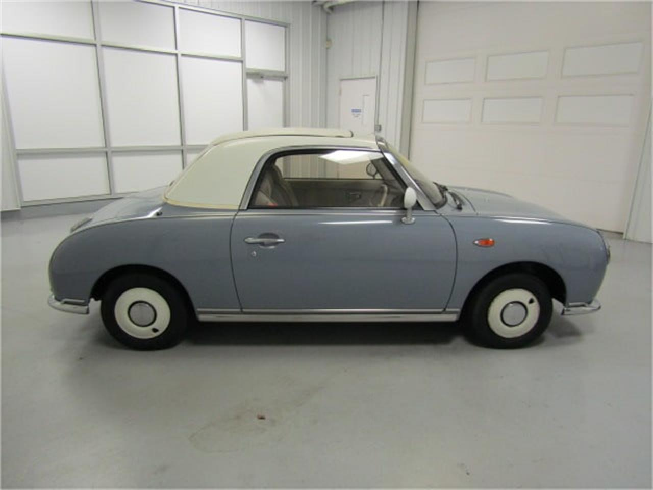 Large Picture of 1991 Nissan Figaro located in Christiansburg Virginia - $10,900.00 Offered by Duncan Imports & Classic Cars - JZ1Z