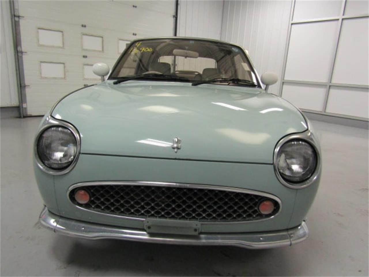 Large Picture of '91 Nissan Figaro Offered by Duncan Imports & Classic Cars - JZ22