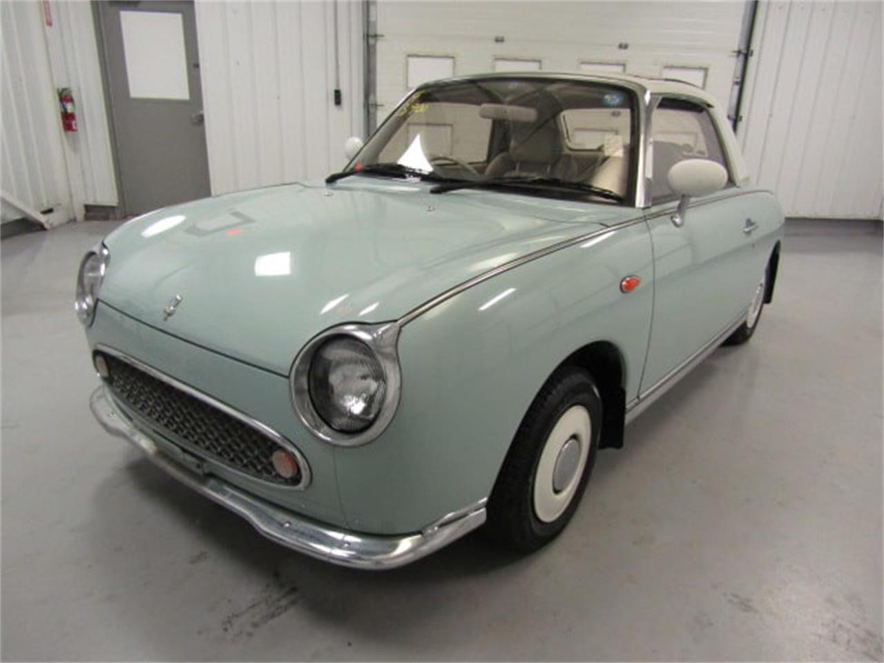 Large Picture of '91 Figaro - $21,900.00 Offered by Duncan Imports & Classic Cars - JZ22