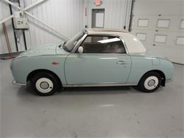 Picture of '91 Nissan Figaro located in Christiansburg Virginia Offered by Duncan Imports & Classic Cars - JZ22
