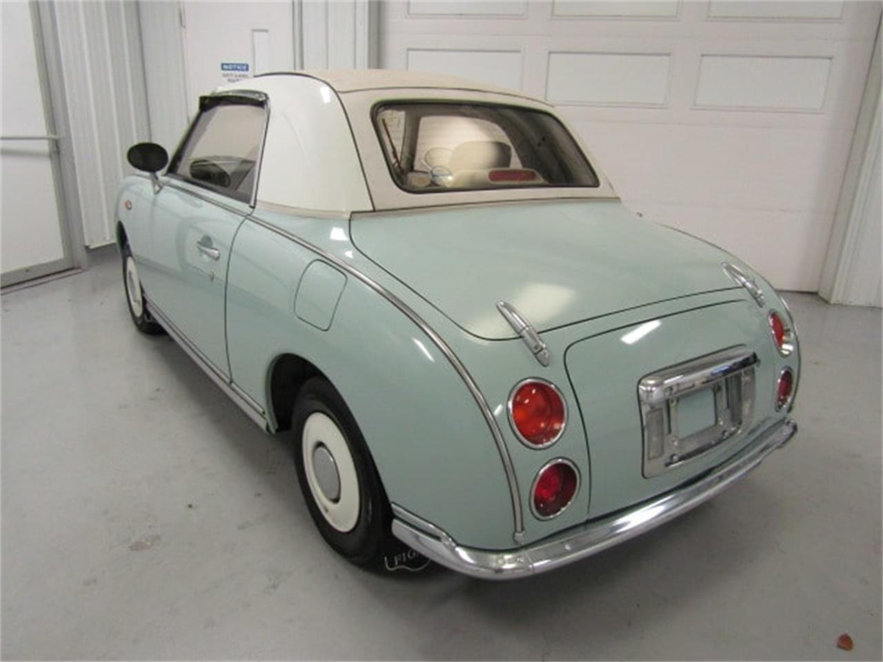 Large Picture of 1991 Nissan Figaro Offered by Duncan Imports & Classic Cars - JZ22