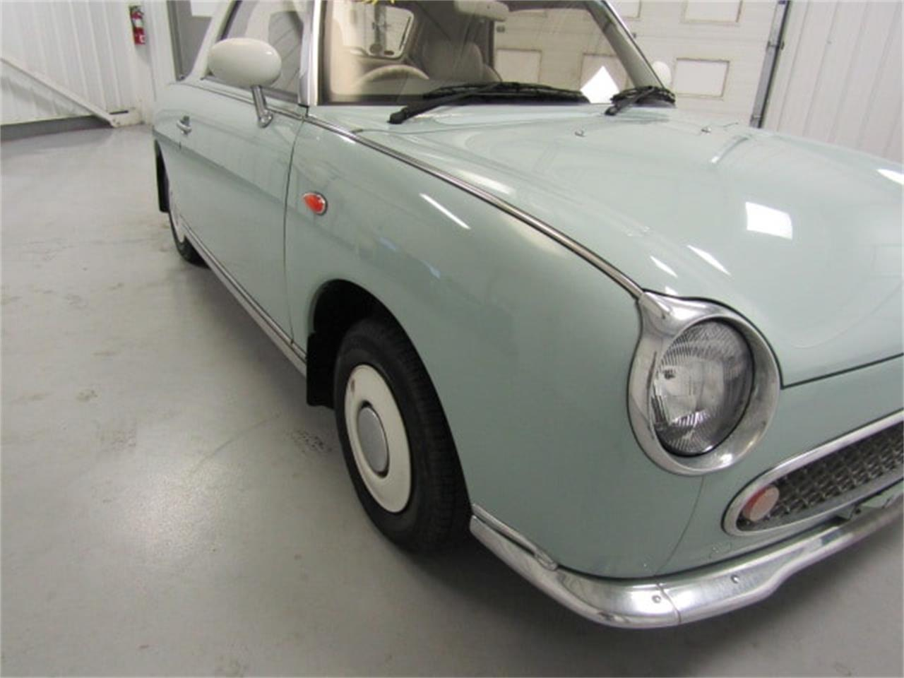 Large Picture of '91 Nissan Figaro located in Christiansburg Virginia - $21,900.00 Offered by Duncan Imports & Classic Cars - JZ22