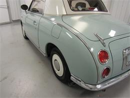 Picture of '91 Nissan Figaro located in Christiansburg Virginia - $21,900.00 Offered by Duncan Imports & Classic Cars - JZ22