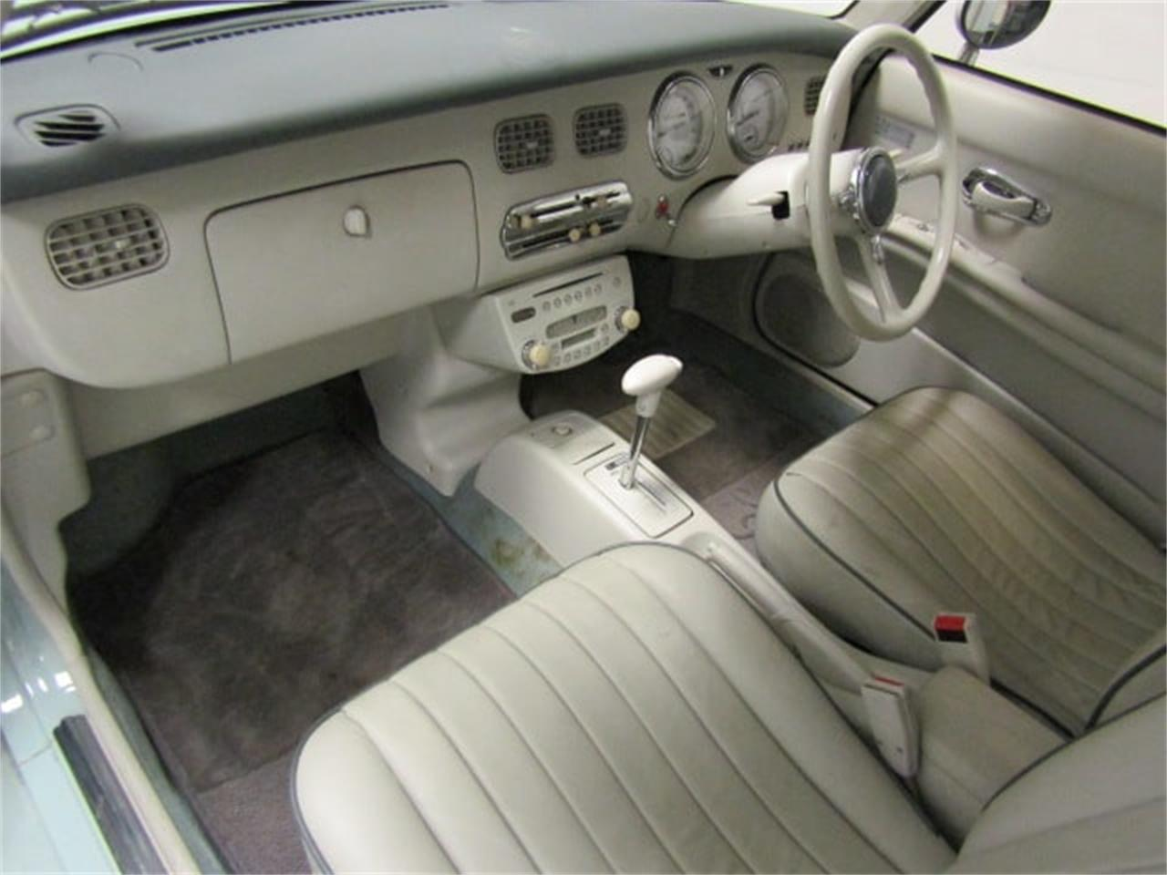 Large Picture of 1991 Figaro located in Virginia Offered by Duncan Imports & Classic Cars - JZ22