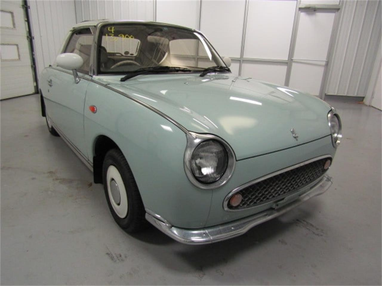 Large Picture of '91 Figaro located in Christiansburg Virginia Offered by Duncan Imports & Classic Cars - JZ22