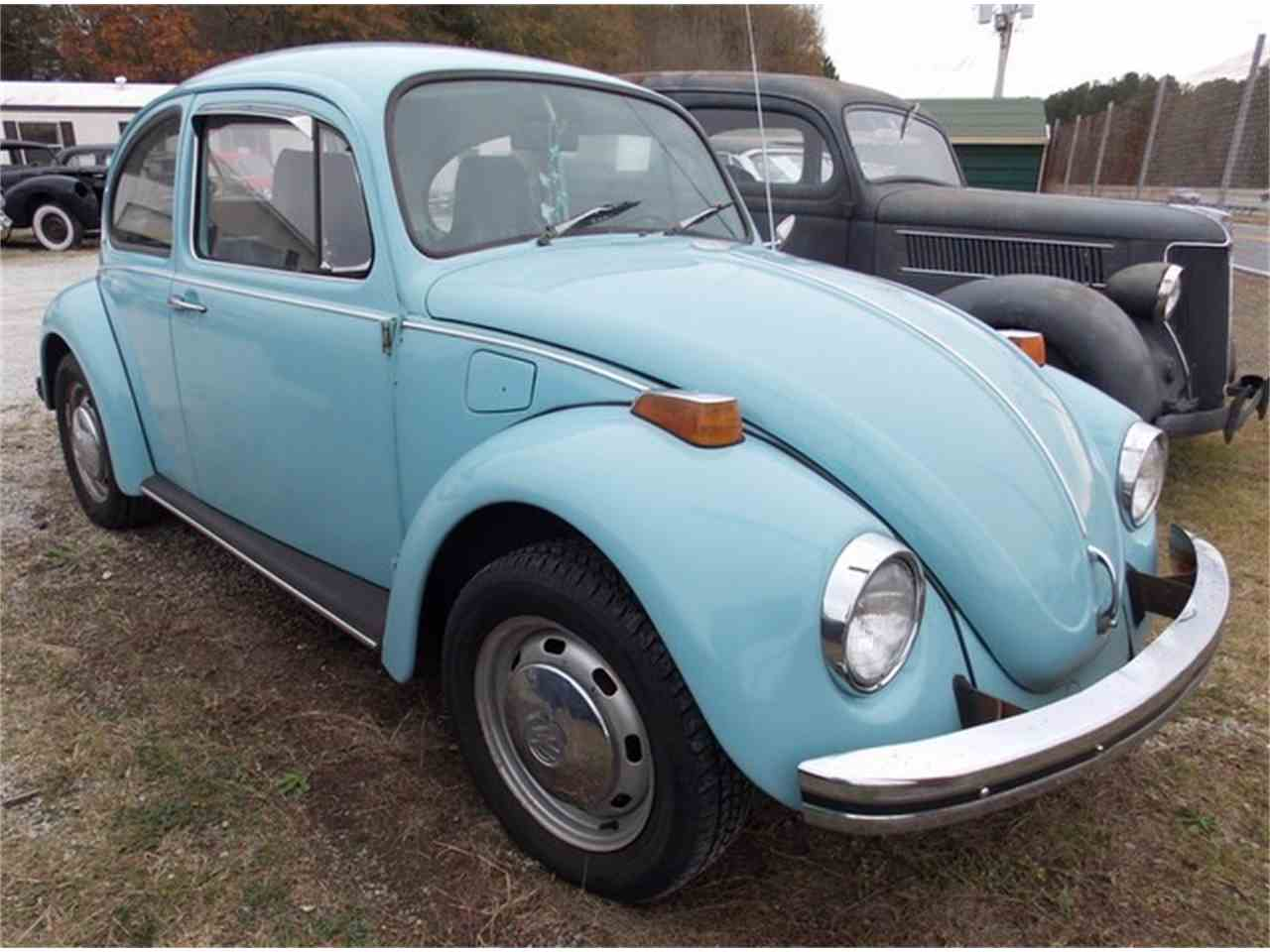 1972 Volkswagen Beetle for Sale | ClicCars.com | CC-931920